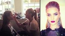 Celebrity Makeup Artist Monika Blunders 5 Minute Makeup Routine   Monika Blunder