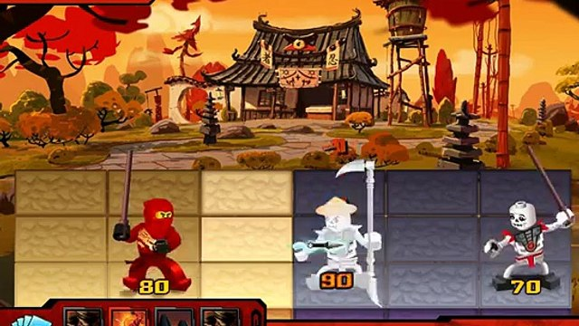 Lego Ninjago: Masters of Spinjitzu - Spinjitzu Smash DX Walkthrough