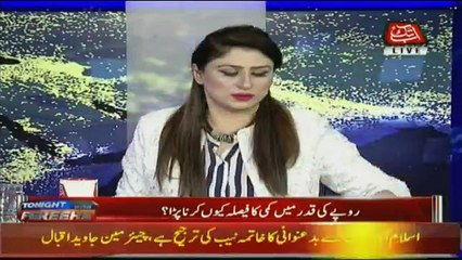 Tonight With Fareeha - 27th March 2018