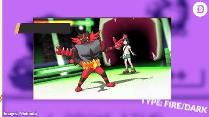 Top Fire Pokemon In Ultra Moon