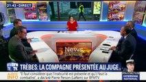Attaques terroristes dans l'Aude: la compagne de Radouane Lakdim a été déférrée au parquet de Paris