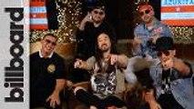 Steve Aoki, Daddy Yankee, Elvis Crespo & Play-N-Skillz Talk Collaborative Track 'Azukita' | Billboard