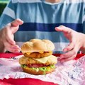 Our friends from KFC Australia launched the Ultimate 'Big' Cheese Burger - crunchy-coated oozy cheese patty including a blend of tasty cheese and mozzarella top