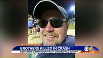 Brothers Killed in Car Crash Both Worked for Chesterfield County Sheriff`s Office