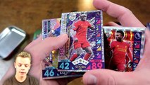 4 TINS! Match Attax 2016/17 Collector Tins