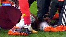 Nestor Araujo injury | Mexico vs Croatia