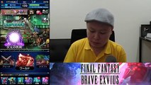 Unbelievably LUCKY !? WHOAHAHAHAHAHA (Final Fantasy Brave Exvius) FF7 Cloud Summon クラウド狙いレア召喚