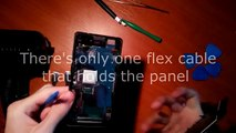 Sony Xperia Z1 Comp - LCD Digitizer Replacement, Reassembly Tutorial