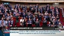 Président Magnien !: Les mots marquants de Jean-Luc Mélenchon - 28/03