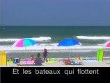 Lyric Language French - At the Beach - A La Plage