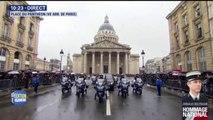Hommage à Arnaud Beltrame: le parcours du Panthéon aux Invalides chargé en symboles et valeurs