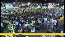 Possible recount in ANC vote as members celebrate Ramaphosa's win