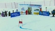 FFS TV - CHATEL - Championnats de France de Ski Alpin - Géant Homme - Manche 1 - Mars 2018