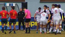 REPLAY FRANCE / SPAIN - RUGBY EUROPE U18 EUROPEAN CHAMPIONSHIPS 2018