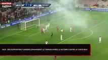 Football : Des supporters tunisiens envahissent le stade de Nice (Vidéo)