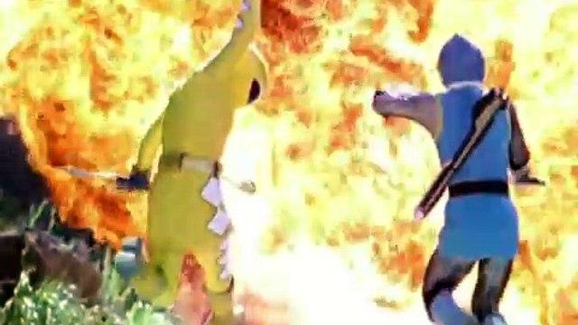 Power rangers dino thunder episode 2 Watch Free Online