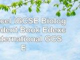 Edexcel IGCSE Biology Student Book  Edexcel International GCSE 0a52f1c5