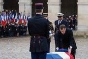 Hommage national au colonel Arnaud Beltrame