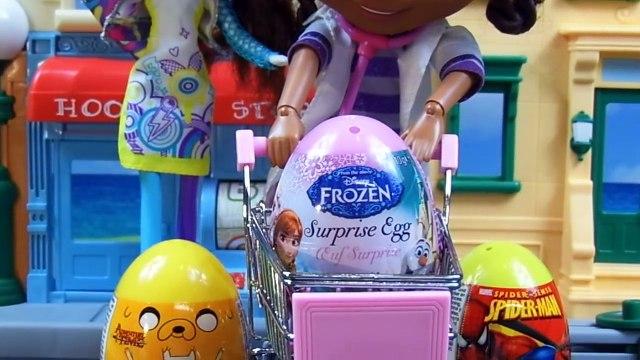 Doc McStuffins Full Episodes Doc McStuffins Pet Vet Egg Surprise Doc McStuffins Surprise Toys