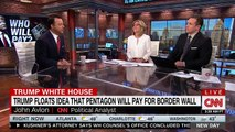 Cuomo mocks 'BS situation' of Trump's border wall: 'When he says Mexico will pay for the wall -- what he really means is the Pentagon'