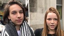 Les collégiens évoquent l'hommage à Arnaud Beltrame