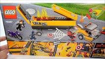 LEGO® Marvel Captain America: Civil War 76067 Tanker Truck