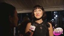 Outlander - Caitriona Balfe GossIE interview IFTA 2018 [Sub Ita]