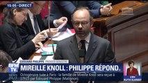 """Marche en mémoire de Mireille Knoll: Tout ce qui rassemble, grandit"""", estime Edouard Philippe"""