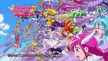 Precure All Stars New Stage Movie: Friends of the Future Trailer