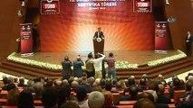 Bakan Bülent Tüfenkci, Türkiye Odalar ve Borsalar Birliği Akreditasyon Sertifikası Töreni'ne katıldı