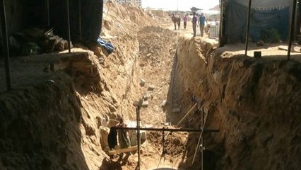 Gaza: Egyptian authorities flood smuggling tunnels