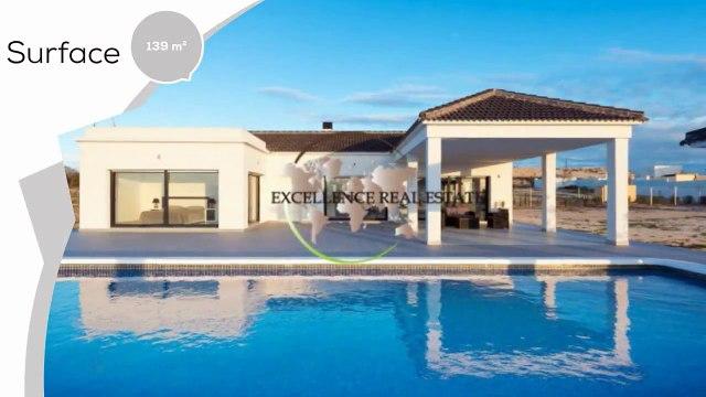 A vendre - Maison/villa - El molar - 4 pièces - 139m²