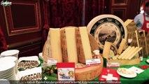 Le Jour du Fromage au Pays du Fromage Camille était au Cheese Day pour SuperBon