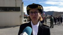 Hautes-Alpes: Hommage à Arnaud Beltram, la préfète des Hautes-Alpes l'avait rencontré et avait constaté son engagement