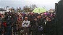 Dijon : une minute de silence pendant l'hommage aux victimes des attentats de l'Aude et à Mireille Knoll