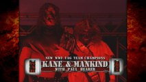 Kane & Mankind vs New Age Outlaws Tag Titles Match (Special Enforcers Undertaker & Austin) 7/13/98