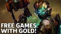 Free Xbox One/Xbox 360 Games With Gold For April 2018 Announced