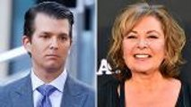 Donald Trump Jr. Gives Twitter Shout-Out to 'Roseanne' Reboot | THR News