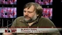 Slavoj Žižek on the Iraq War the Bush Presidency the War on Terror  More