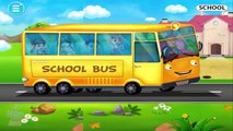 Fun Baby Care School Kids Game - Bath Time Feed Toilet Learn Colors - Fun Educational Game