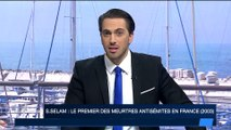 Sébastien Selam, un des premiers meurtres antisémites en France