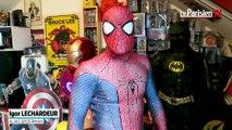 Spiderman au chevet des enfants malades