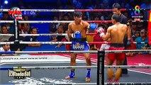 Sovann Ving, Cambodia, vs Yoddisel Loukjaomaesaithong, Thai, 31 March 2018, Max Muay Thai
