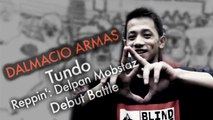 FlipTop - Dalmacio Armas vs Kritiko (Freestyle Battle)