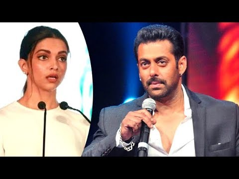 Deepika Padukone Angry Reaction On Salman Khan For Calling Depression A 'Luxury? | Bollywood Buzz