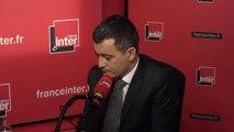 """Gérald Darmanin : """" Nous savons qu'il y a plusieurs dizaines de milliards d'évasion ou de fraude fiscale en France."""""""