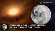 Bagaimana bulan diciptakan? Penemuan terbaru menemukan bulan dibuat oleh bumi - TomoNews