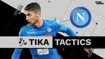 Jorginho | Tika Tactics | S.S.C Napoli