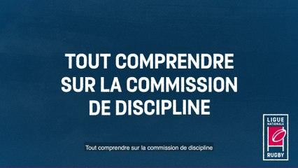 Rugby | Tout comprendre sur la Commission de Discipline