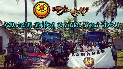 Steven Jam Ft. Gojil Momonon - Kawanan Anthem ( Official Lyric Video )